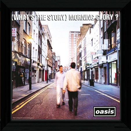 (What's The Story) Morning Glory?, Oasis - PopArtUK Oasis Whats The Story Morning Glory