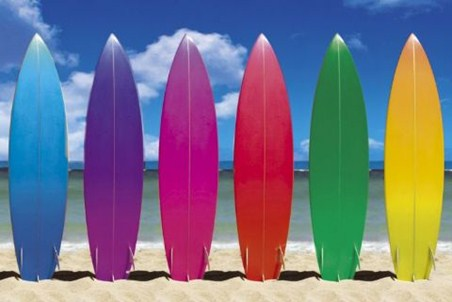The Perfect Wave - Surf Boards
