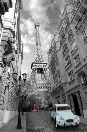 Flashes of Colour in Paris - Paris