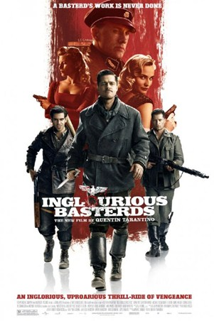 Movie One Sheet - Inglourious Basterds