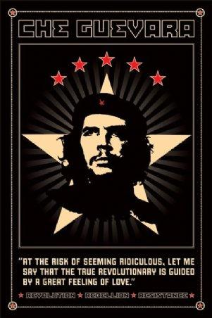 Revolution:Rebellion:Resistance - Che Guevara