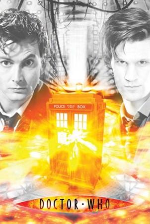 Regeneration! - Doctor Who
