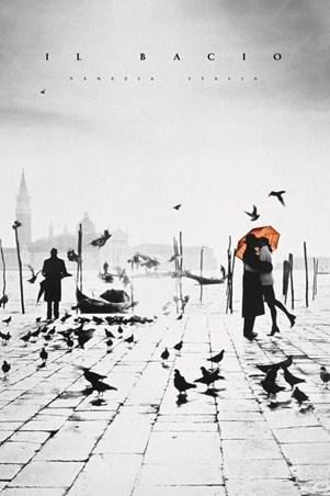 Il Bacio - St Mark's Square - Venice