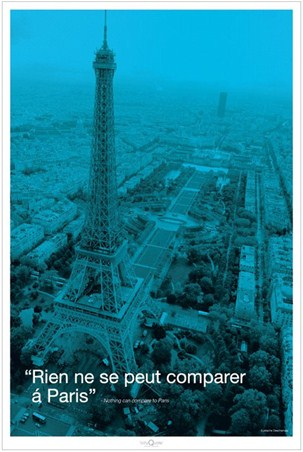 Nothing can compare to Paris - Eiffel Tower
