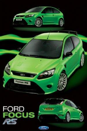 Focus RS - Ford Focus