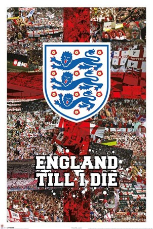 I'm England Till I Die! - Stand Up and Sing