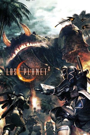 The Lost Planet 2 - The Lost Planet