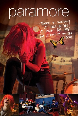 There Is Something I See In You - Paramore