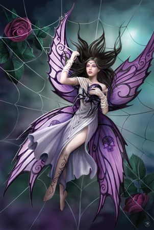 Silk Lure - Anne Stokes