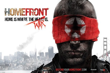 Framed Home is Where the War is - Homefront