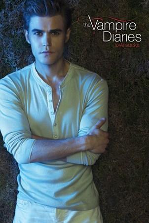 Stefan Salvatore - The Vampire Diaries