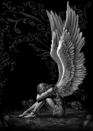 Enslaved Angel - Spiral
