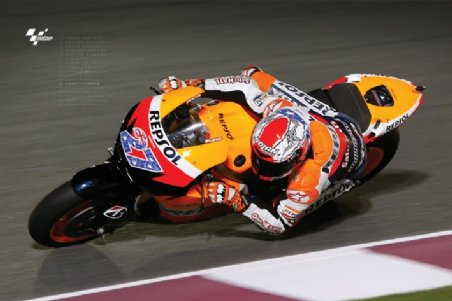 Casey Stoner - Moto GP