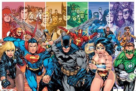 Justice League of America - DC Comics