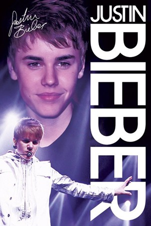 Framed Bieber Live! - Justin Bieber