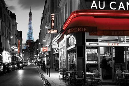 Rue Parisienne - Colour Light Charm
