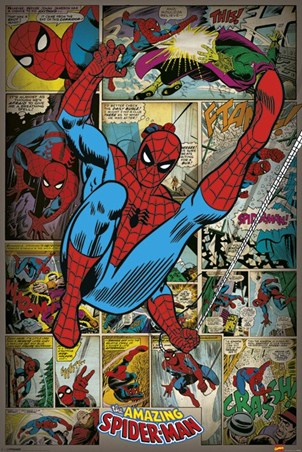 Retro Spiderman Compilation, Marvel Comics