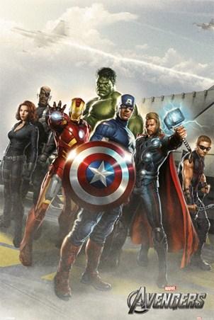 Flight Deck - Avengers