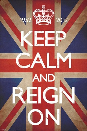 Keep Calm & Reign On, Keep Calm and Carry On