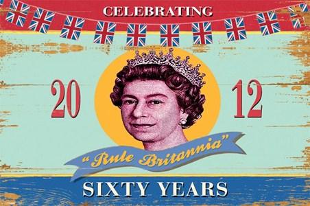 Rule Britannia - Martin Wiscombe