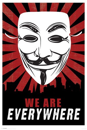 We Are Everywhere - V for Vendetta