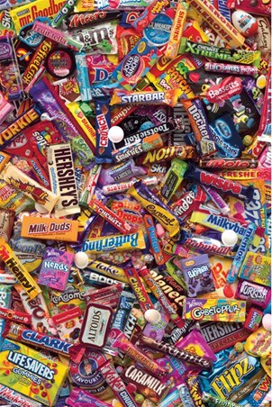 I Love Candy - Sweet Treats