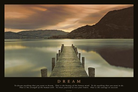 Dream - Dream anything that you want to dream