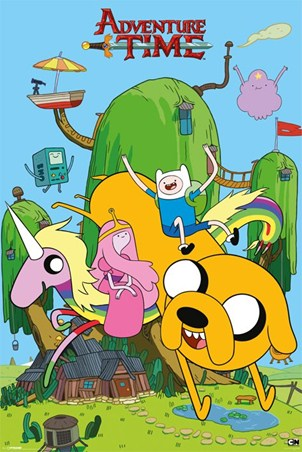 Finn & Friends - Adventure Time