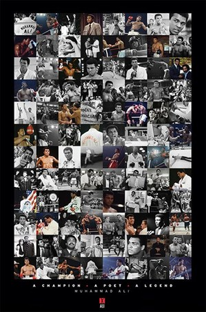 Boxing Legend Compilation - Muhammad Ali