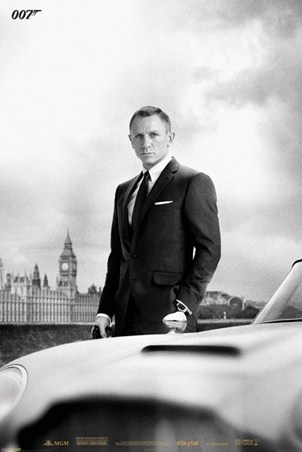 Smooth, Suave & Sophisticated - Daniel Craig is James Bond