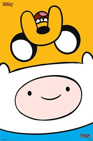 Finn & Jake Flip! - Adventure Time