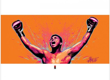 A Colourful Victory - Muhammad Ali