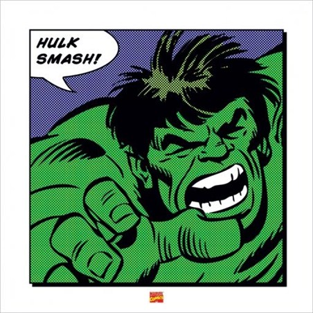 Hulk Smash! - Incredible Hulk