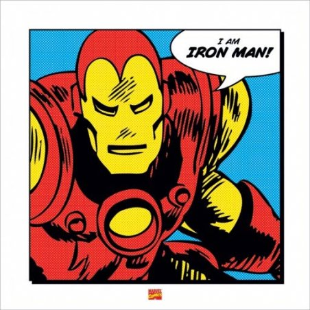 I Am Iron Man - Iron Man