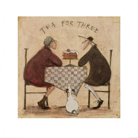 Tea for Three - Sam Toft