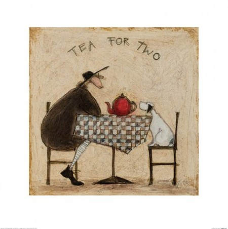 Tea for Two, Sam Toft