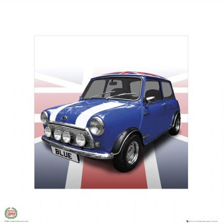 A British Legend - The Mini