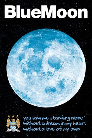 Blue Moon - Manchester City FC