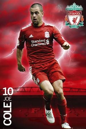Joe Cole - Liverpool Football Club