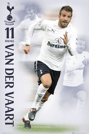 Rafael Van Der Vaart - Tottenham Hotspur Football Club