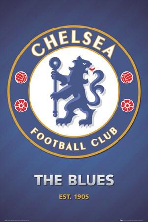 The Blues Club Crest - Chelsea Football Club