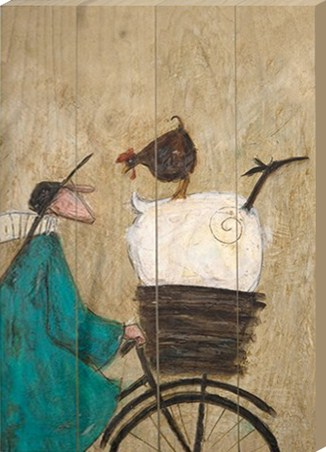 Taking the Girls Home - Sam Toft