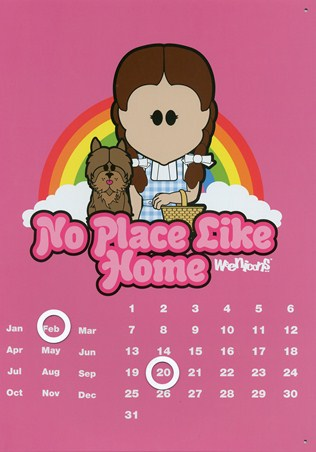 No Place Like Home, Weenicons