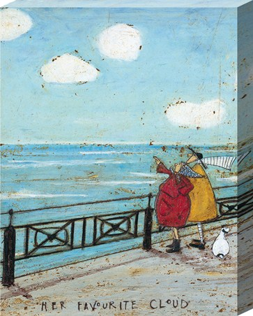 Her Favourite Cloud - Sam Toft