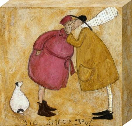 Big Smackeroo Sam Toft Canvas Buy Online