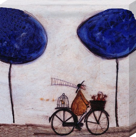 Freewheelin with Joyce Greenfields - Sam Toft