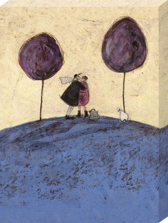 Squeeze Amid the Trees - Sam Toft