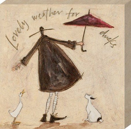 Lovely Weather for Ducks - Sam Toft