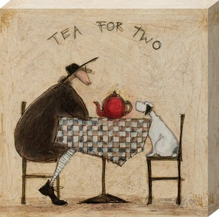 Tea for Two - Sam Toft