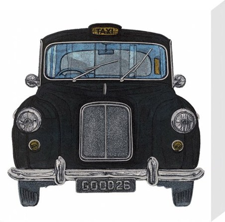 Black Cab - Barry Goodman